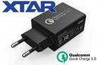USB-Netzteil QC3.0 XTAR DBS15Q Quick Charge 18W