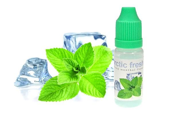 artic fresh - strong menthol flavour