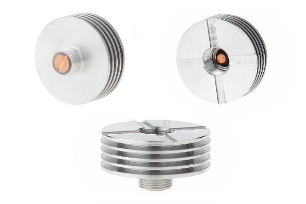 22mm Edelstahl/Kupfer heat dissipation Adapter