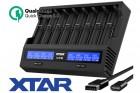 Xtar VC8 - Ladegerät