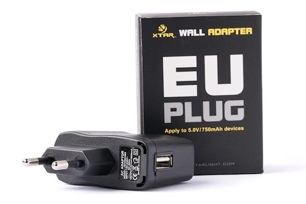 XTAR USB 230V  5V 750mA Universal USB Netzteil