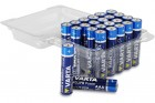 Varta AAA Industrial Mignon LR03 Batterie, Alkaline