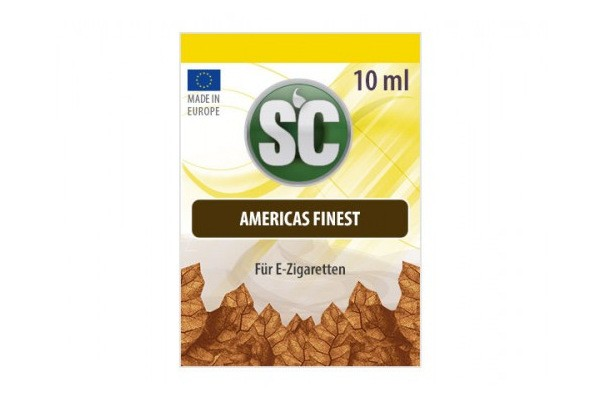 SC (InnoCigs) Aroma Americas Finest, 10ml
