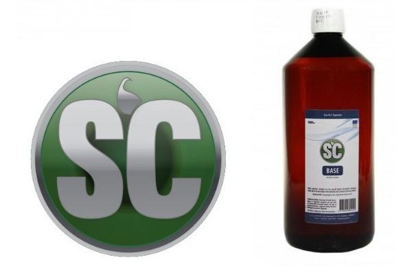 SC Inocigs Base 100% VG 0MG Nikotin