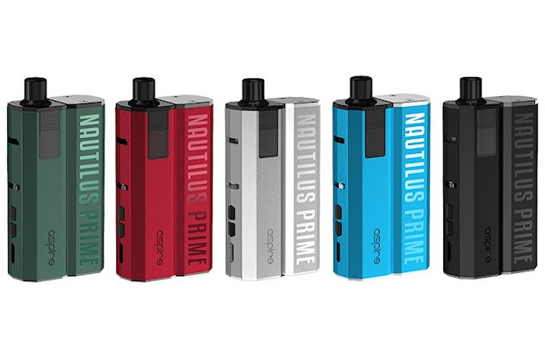 Aspire Nautilus Prime E-Zigaretten Set