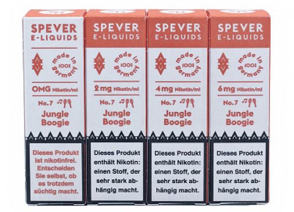 Spever E-Liquid No.7 - Jungle Boogie