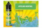 Vape Base Apfel Menthol - 50ml E-Liquid