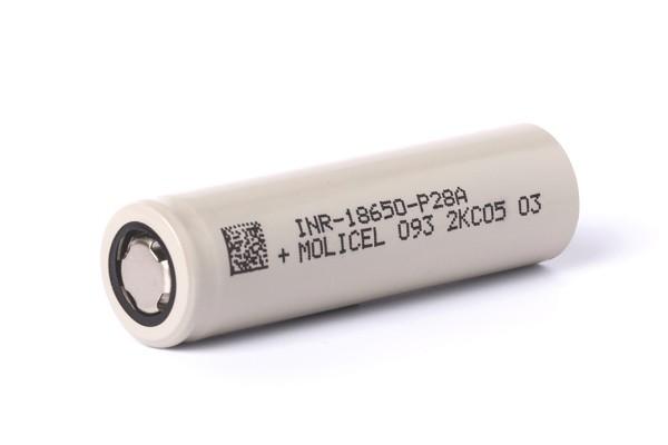 Molicel INR18650-P28A, 2800mAh 35A